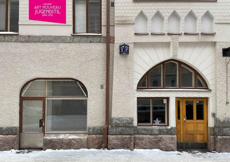 Kristianinkatu 17 Helsinki