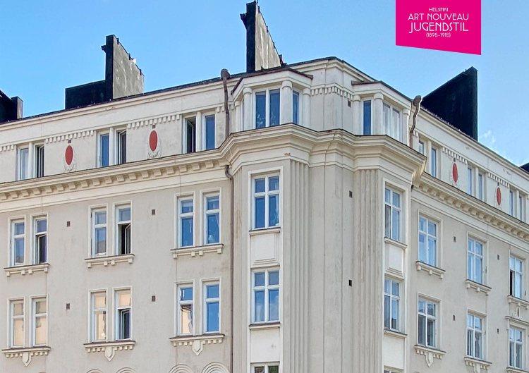 Töölönkatu 50 & Eino Leinon katu 10