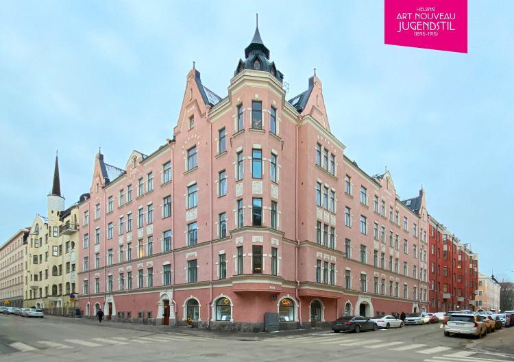 'Rauhalinna' Pietarinkatu 7 & Neitsytpolku 8
