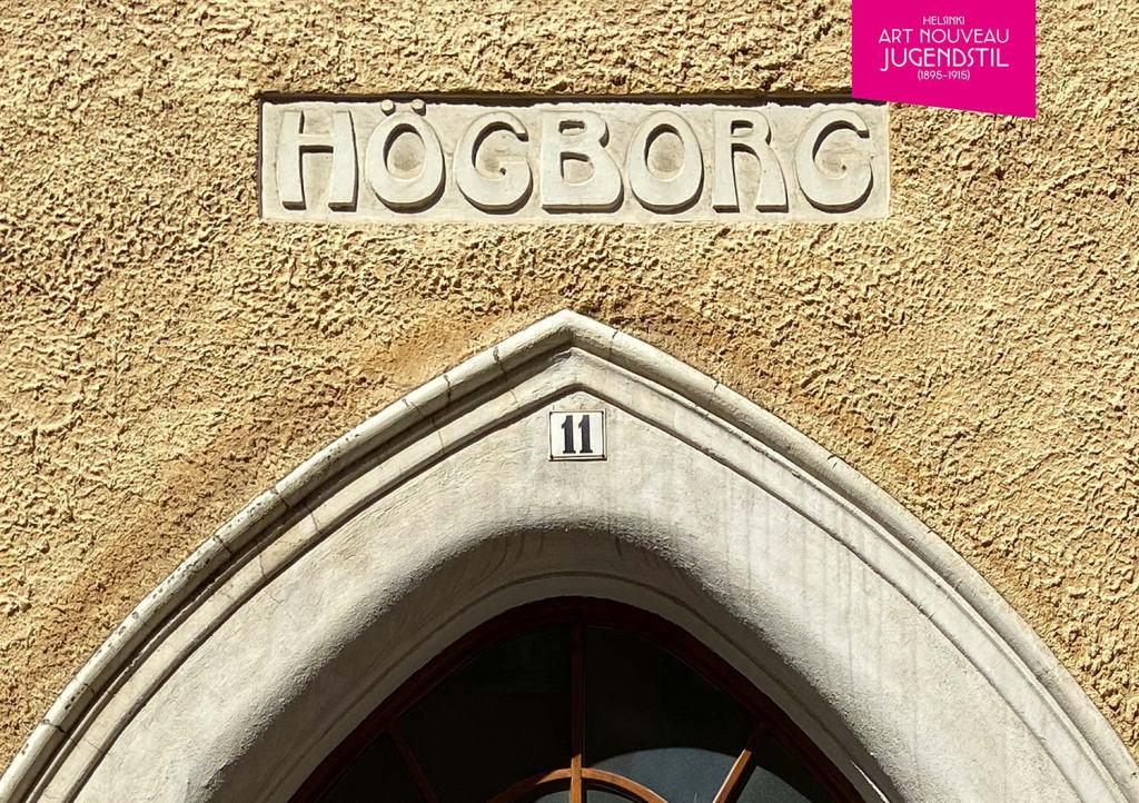 Högborg Luotsikatu 11 Katajanokka