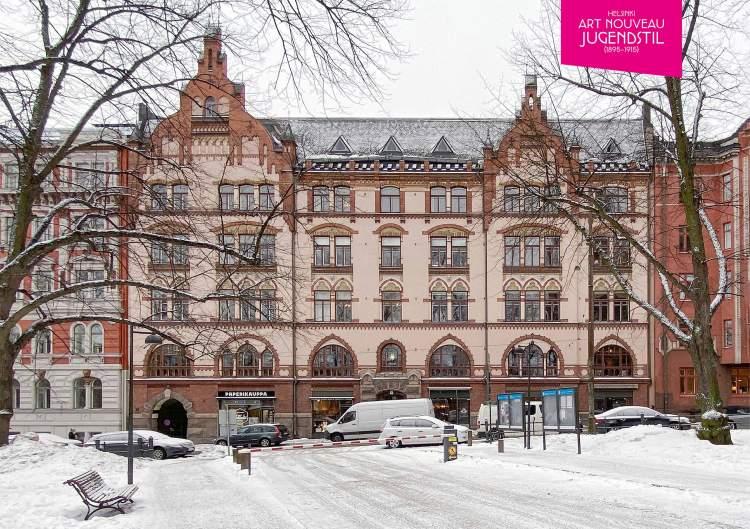 Kihlman Korkeavuorenkatu 19 Ullanlinna Helsinki